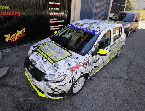 Sandero Competición Dacia Cup
