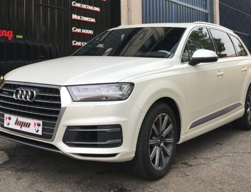 Audi Q7 Schuster Blanco Perla