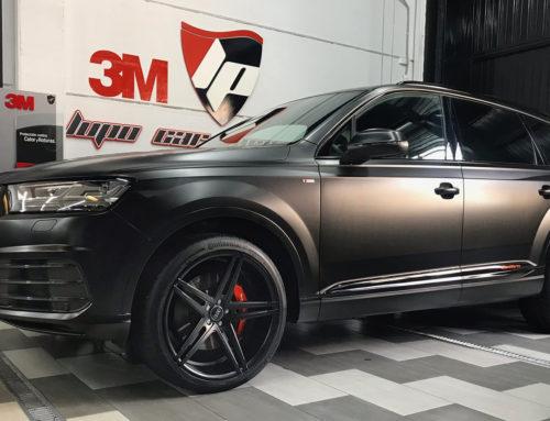 Audi Q7 Negro Satinado Tito