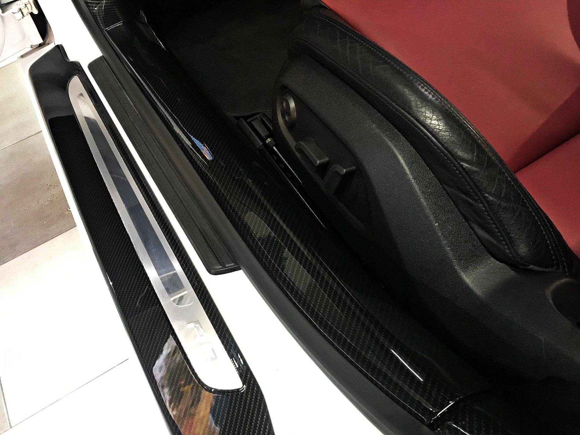 AUDI R8 ARCOS PUERTAS HIDROIMPRESION