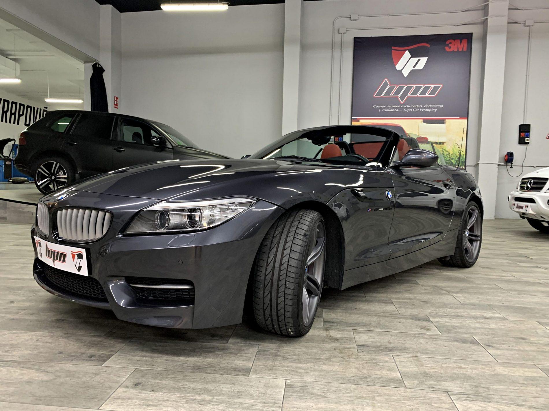 BMW Z4 KIT HAMANN Y PINTADO DE CARROCERIA