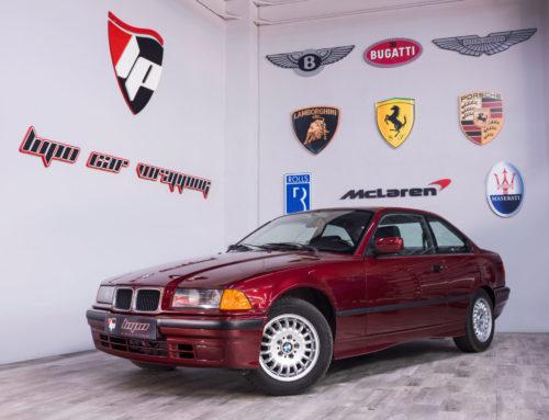 Restauración BMW E320I
