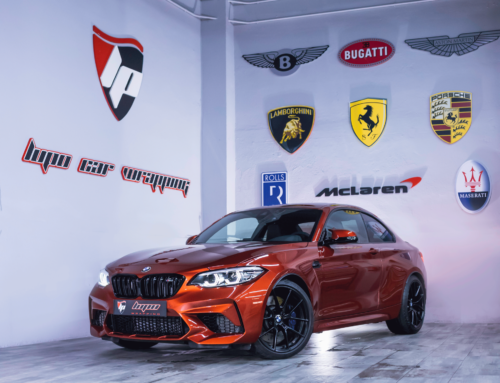 BMW M2 Competition PPF Xpel